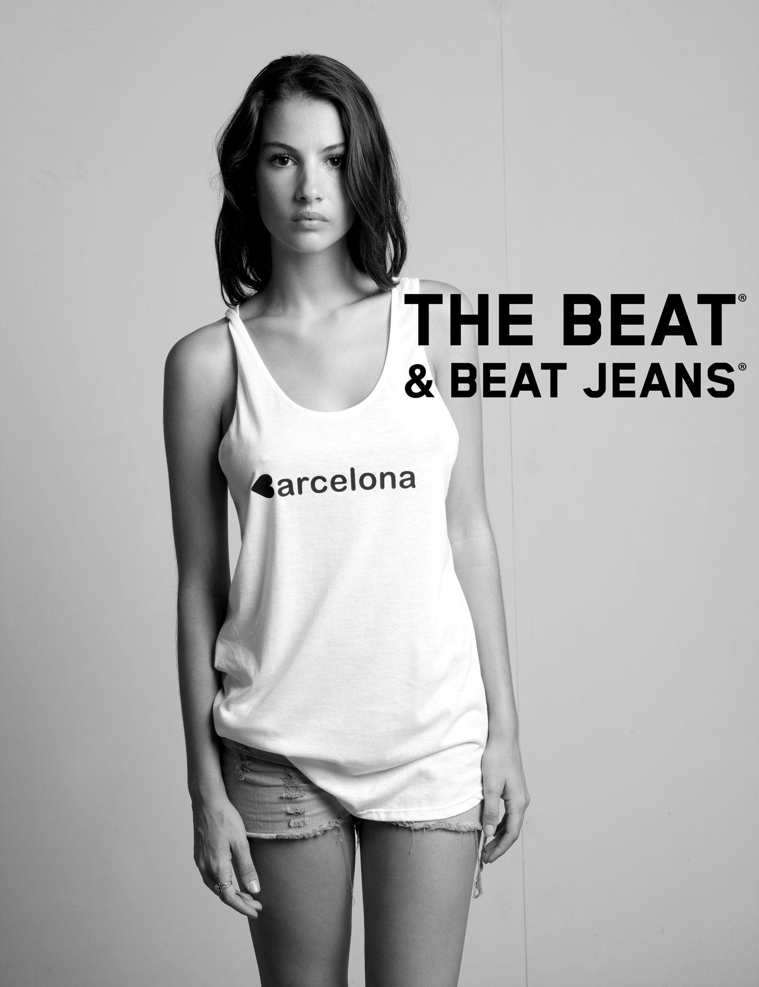 TheBeat_T-Shirt_Barcelona