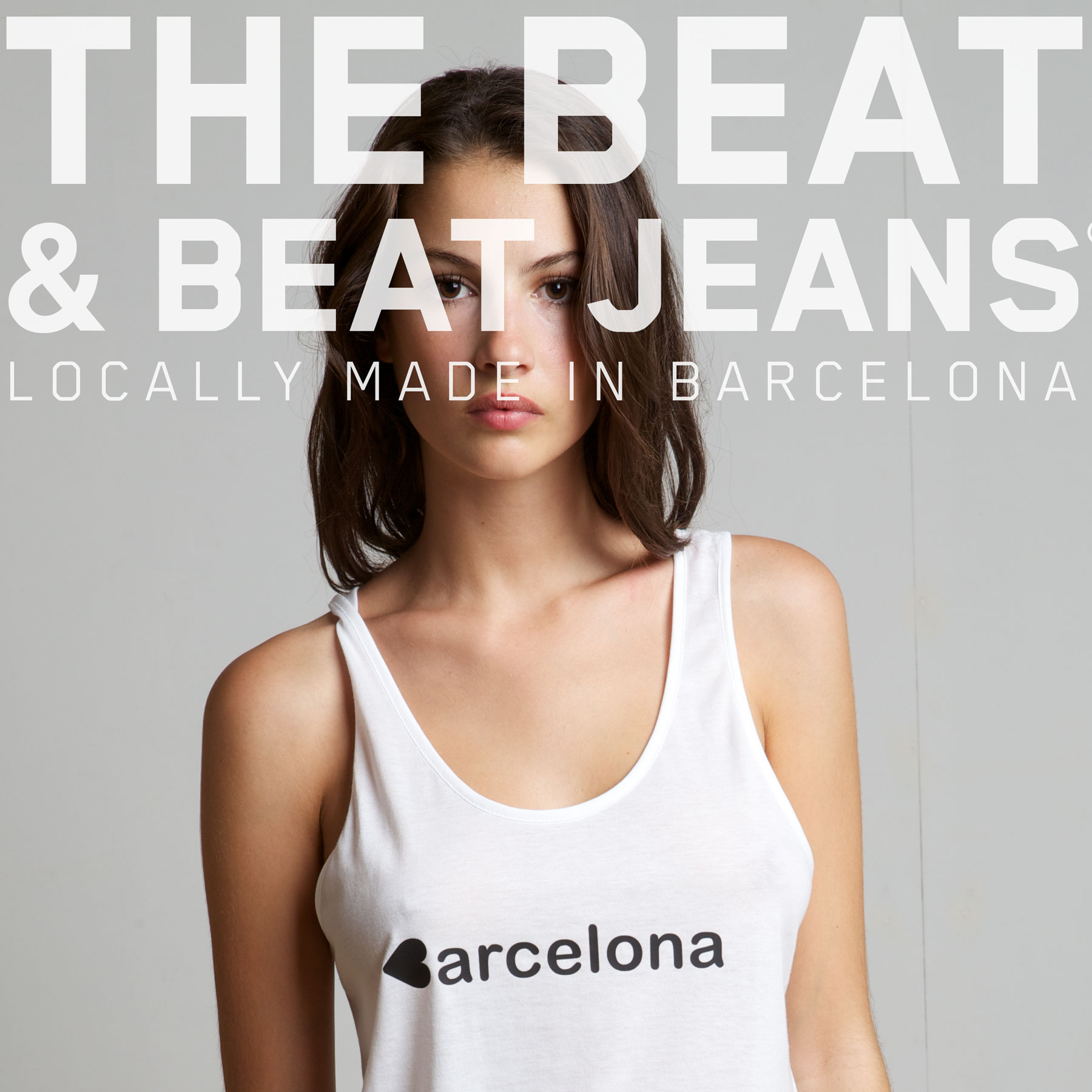 THE BEAT & BEAT JEANS Locally made in Barcelona