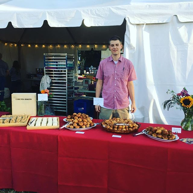 We had so much fun at IPNC again this year! #carltonbakery