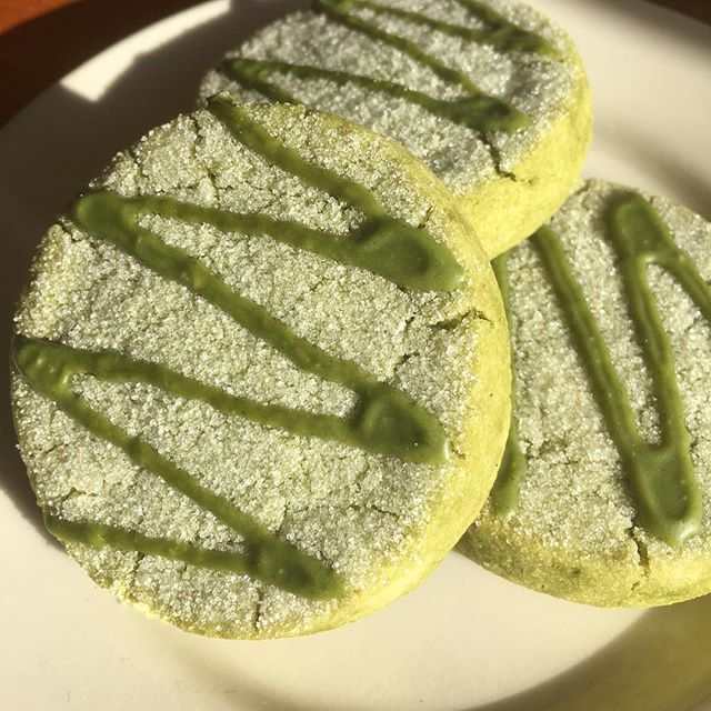 The newest addition to our shortbread lineup: Matcha Shortbread. Our soft textured shortbread, delicately flavored with matcha green tea. #carltonbakery .. #patisserie #boulangerie #viennoiserie #shortbreadcookies #matchagreentea #matchalove #perfecttexture #alltheflavors #shortbreadshoutout