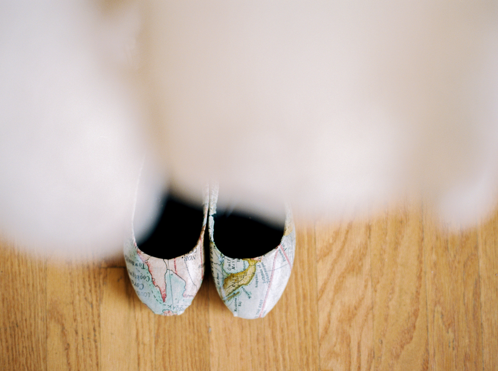 Shoes handmade by  Absolute Beauty & Bows.