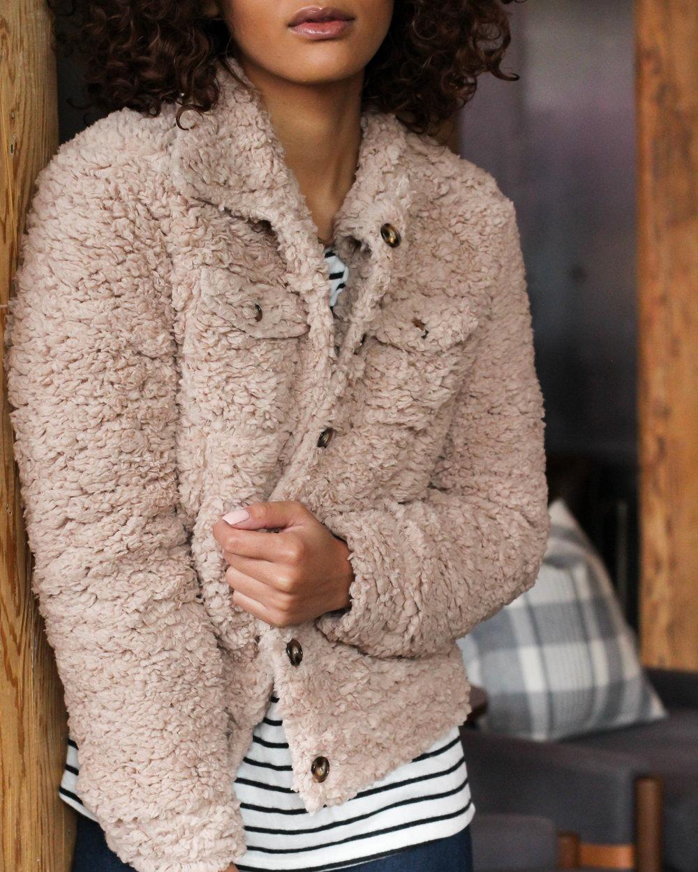 jacket $52,   Top $40