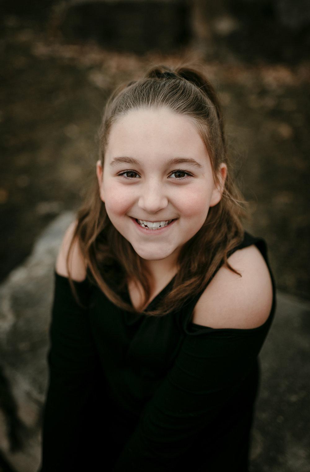 Homeschool Portrait | Shannon Kathleen Photography