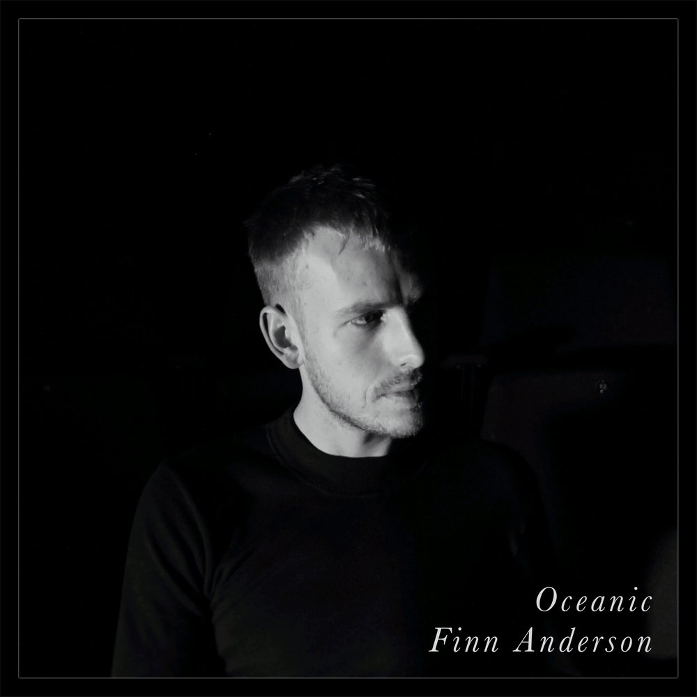Finn Anderson Music Oceanic EP artwork
