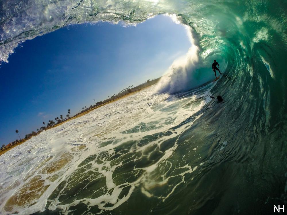 Surfing Magazine Featured Photo