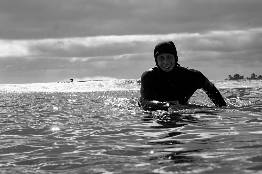 Growing up in the paradise that is Santa Barbara, CA, I was immersed in the outdoor culture and lifestyle from the beginning. From learning to surf at age 4, to our family moving from the city life to a cabin in the mountains at age 6, being outdoors was not only encouraged but readily available to find adventure, risk and happiness. I am a California kid to the core, and have been immensely blessed by the experiences and opportunities I have been given to explore and have fun.