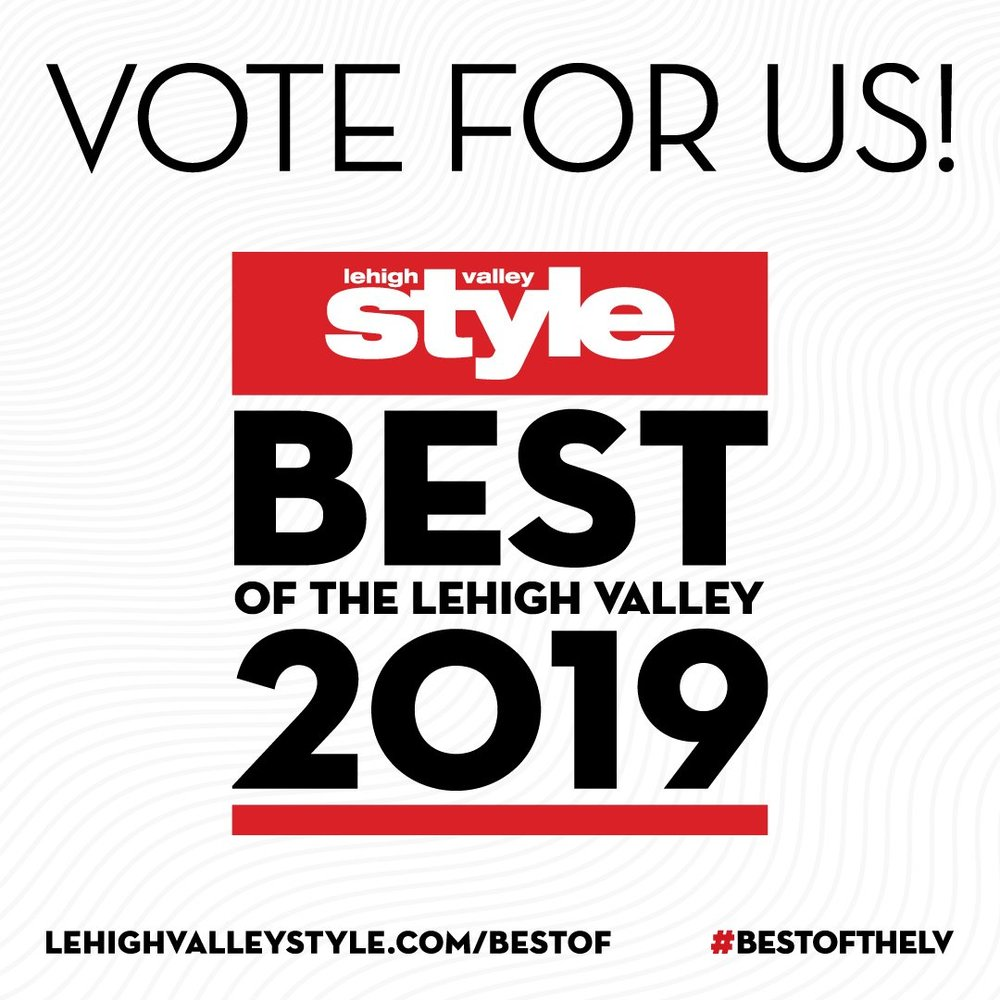 We are honored to be nominated for Lehigh Valley Style's Best of the Lehigh Valley 2019 for Best Sangria! Please vote for us here, and as always thank you for your continued support!We hope to see you for a glass of sangria, soon! -