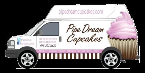 pipe dream cupcakes