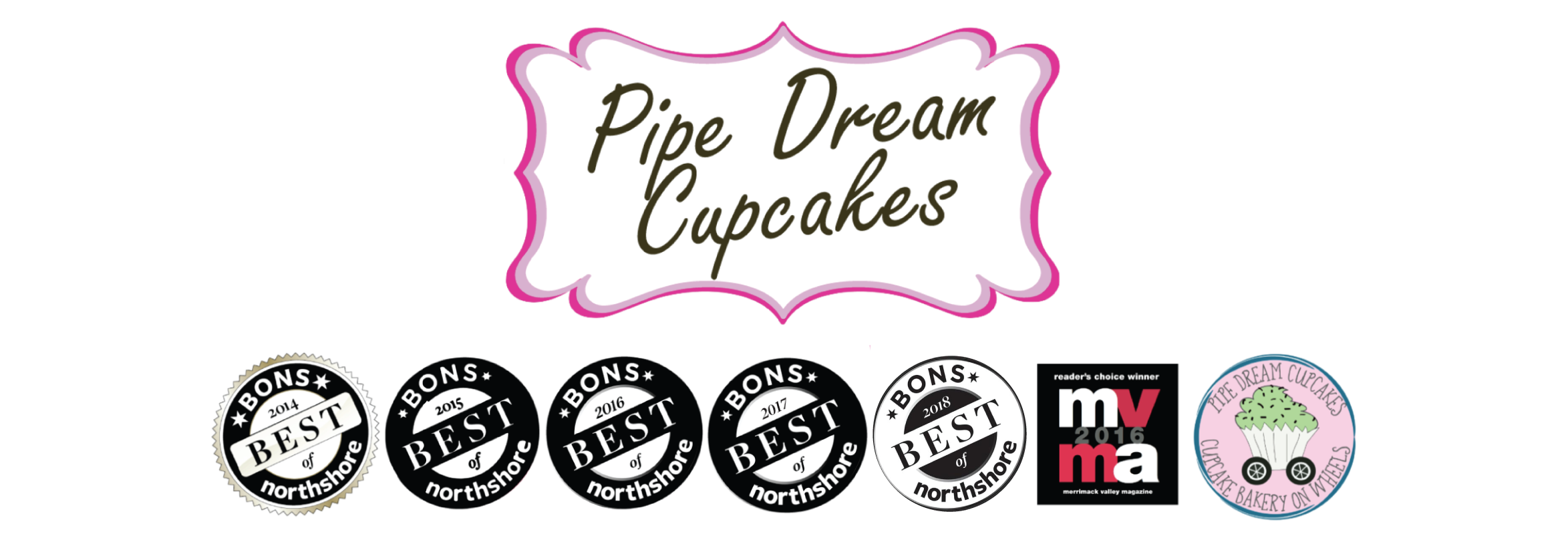 Pipe Dream Cupcakes
