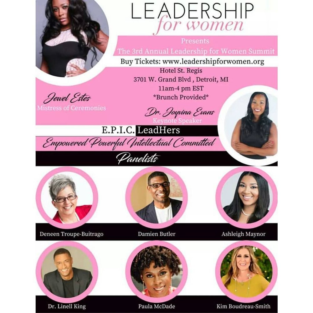 Leadership For Women Summit