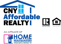 This is an image of the CNY Affordable Realty Inc. logo