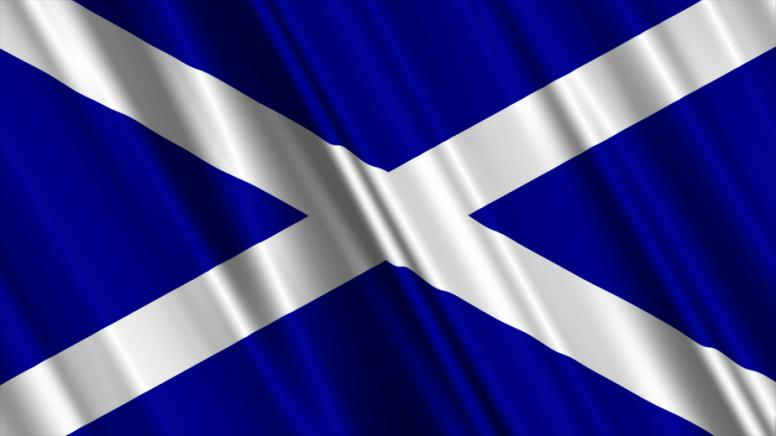 St Andrews Scotland flag.jpg