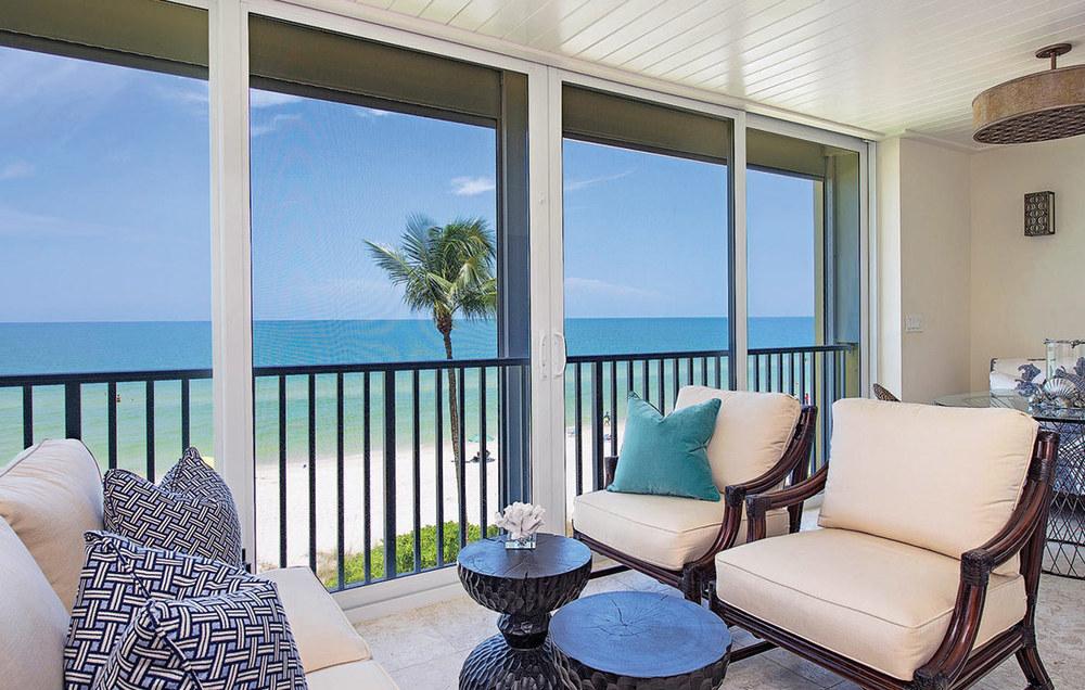 Gulf Front Condominium Bay Design Store