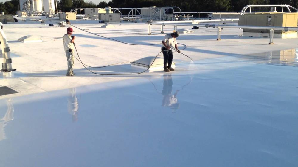Protective coatings - Silicone Roof Systems