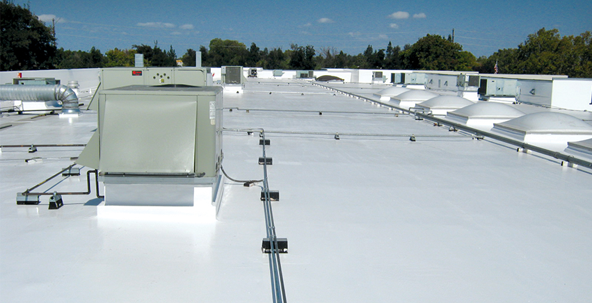 Protective coatings - Roof Systems