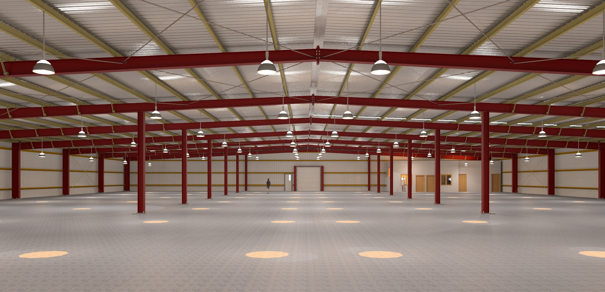 Pre-Engineered Metal Building Systems — Canaan Companies