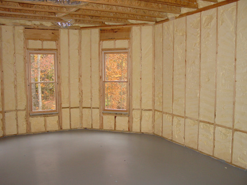 Spray Foam Insulation - Spray Foam Insulation Contracting Servicesby Canaan Companies