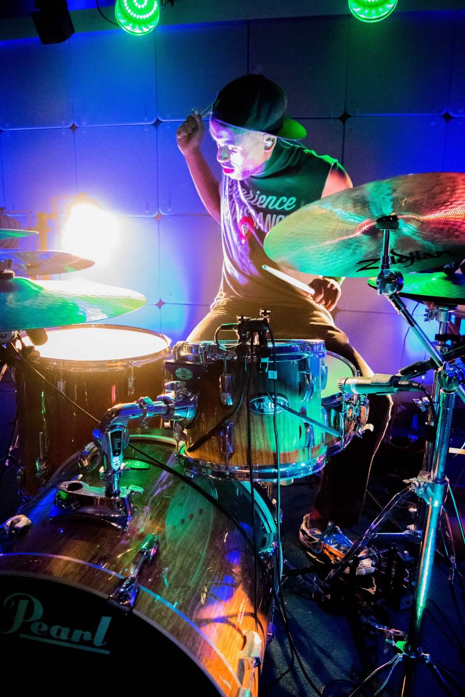 RMM Drummer