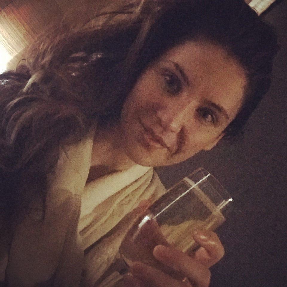 """... Cheers to spa days! """"Nothing to do, nowhere to be, a simple little kind of free"""" . Enjoying some post-treatment bubbly at Stillwater spa!"""