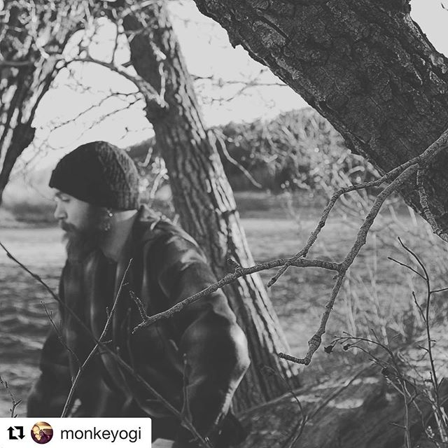 He shapes his words with a depth that will pierce your soul; the eloquence...the honesty. April 25 @monkeyogi and I weave together his extraordinary expression and wordplay with the deep restorative healing of yoga nidra for an event you won't soon forget. Link in details.  #Repost @monkeyogi with @get_repost ・・・ You, are monstrous. Demonstrative in power and a devourer of light, You are radiant. Caught between it all, Fallen from your star into the spotlight of the lens that is the eye of us.  You, are magnetic. Attractive beyond belief, Believing in your self do you bring garlands to your feet, You are adored. Mother Nature flows before you and within you is she recognized, Capsized in overwhelm, Are you exactly what she's asked for. You, are imperfect. The definition of gratitude,  Spilling from the brim of the cup named Gratitude in the conquest of graciousness, You are perfect.  You are perfect. You, are perfect.  #poetryeverydamnday #ilovemondays #inthemiddle #theway #gratitude  Photo: @lissserrrr