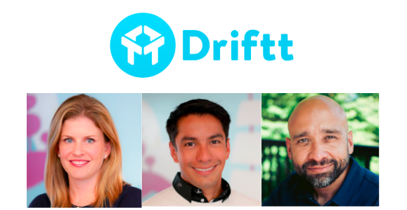 Driftt helps you have smarter conversations with your customers through their Relationship Marketing platform.