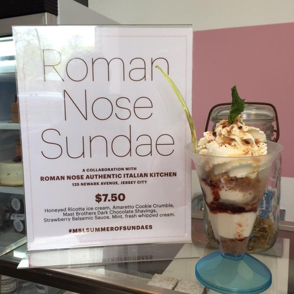 roman nose