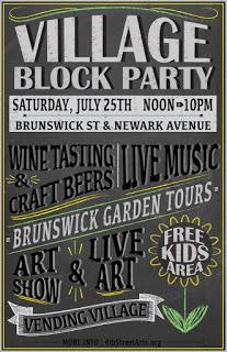 zLARGE72_Poster_Village-Block-Party