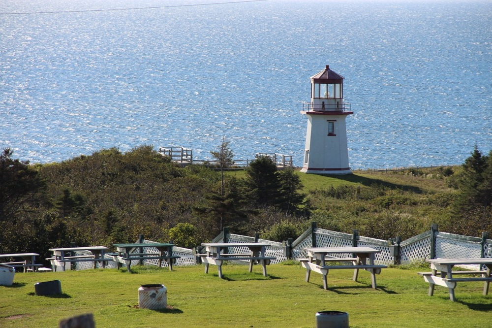 Additional sites that lead right down to more amazing views and a beautiful little lighthouse.