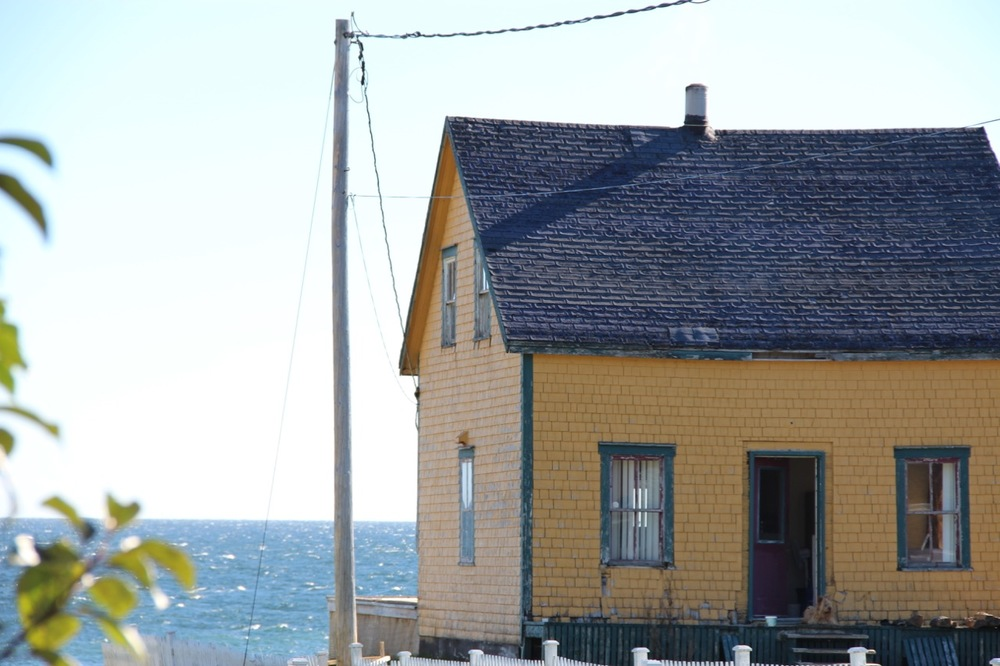 Perce Quebec Image by Brianna Graves