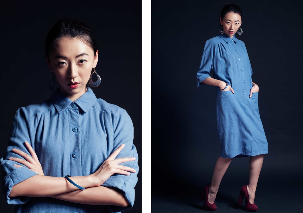 Photographer & Styling: Haus des Rodriguez  Talent: Emmie Wong  HMUA: Carla Sahagun