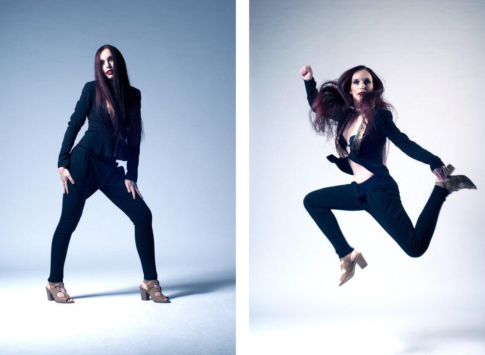 Photographer & Styling: Haus des Rodriguez  Talent: Sarah Tyrell  HMUA: Carla Sahagun