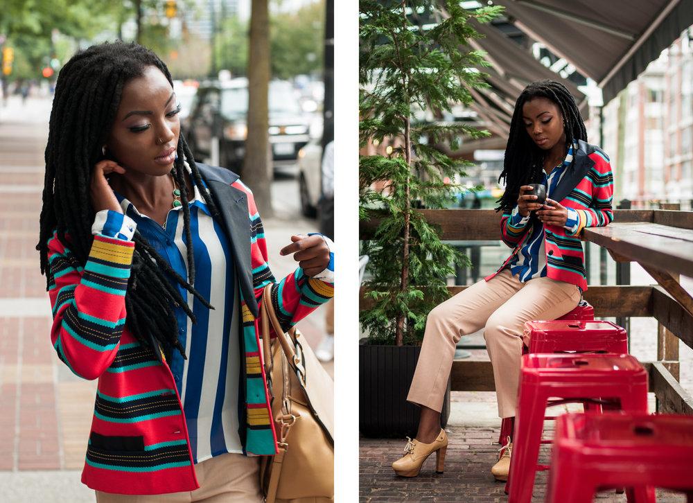 Photographer & Styling: Haus des Rodriguez  Talent:  Bennie Niyungeko   MUA:  Kasey Chen