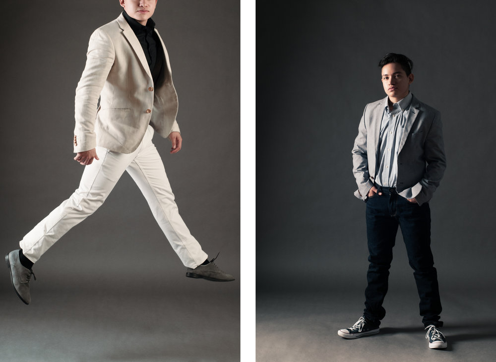 Photographer & Styling: Haus des Rodriguez  Talent: Blake Sebastian  MUA: Carla Sahagun