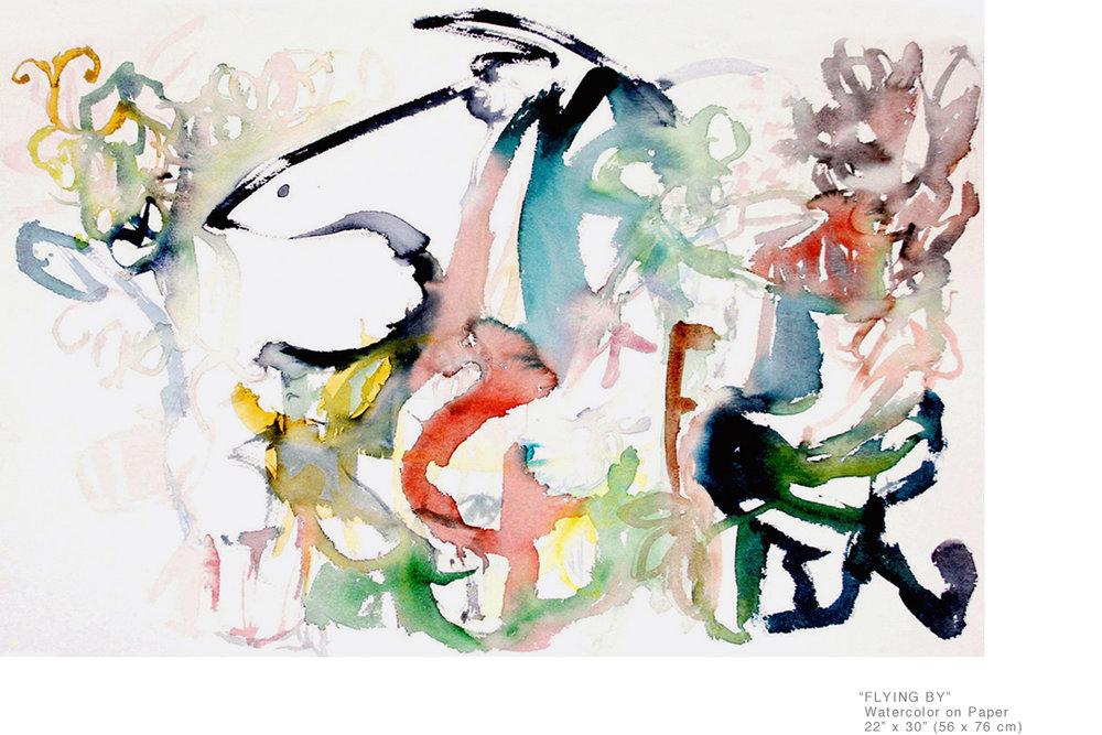 FlyingBy_WatercolorOnPaper_22x30inches_JoeGinsberg_ContemporaryArtInNYC_001.jpg