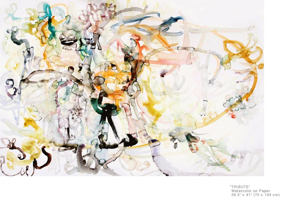Tribute_WatercolorOnPaper_29.5x41inches_JoeGinsberg_ContemporaryArtistsInNYC_001.jpg