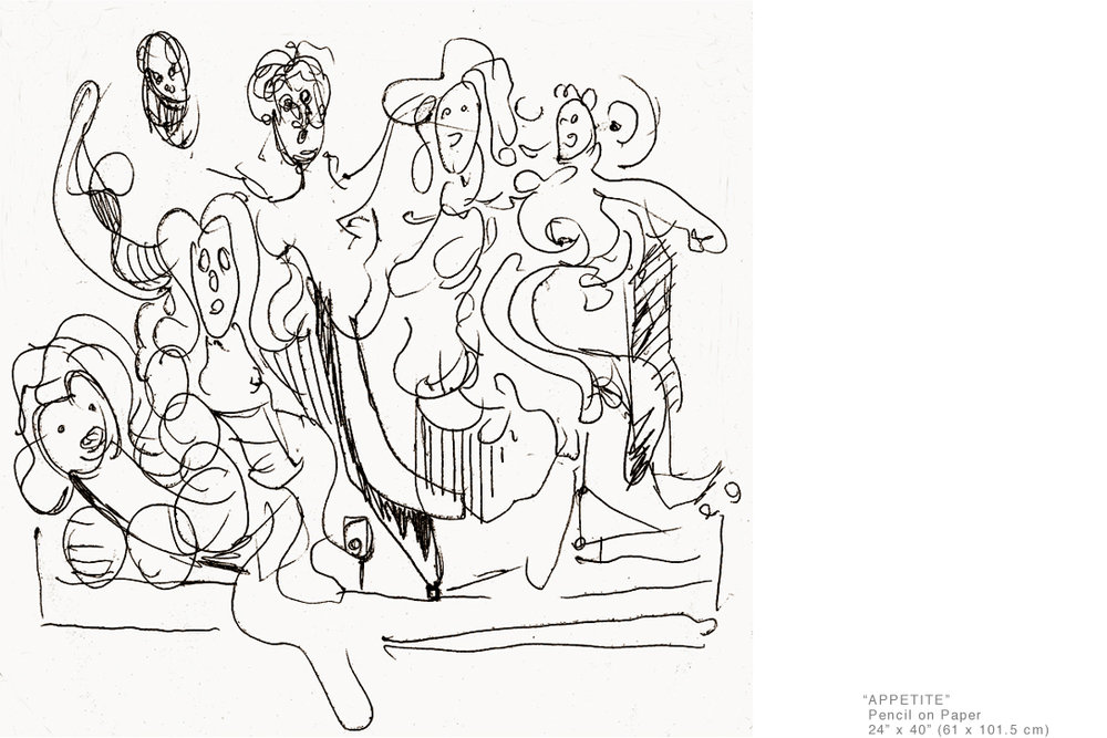 Appetite_PencilOnPaper_26x40inches_JoeGinsberg_ContemporaryArtists_PrivateCollectors_001.jpg