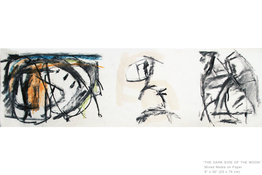 TheDarkSideOgTheMoonMixedMediaOnPaper9x30inches- Joe Ginsberg_ArtistsStudiosNYCt.jpg
