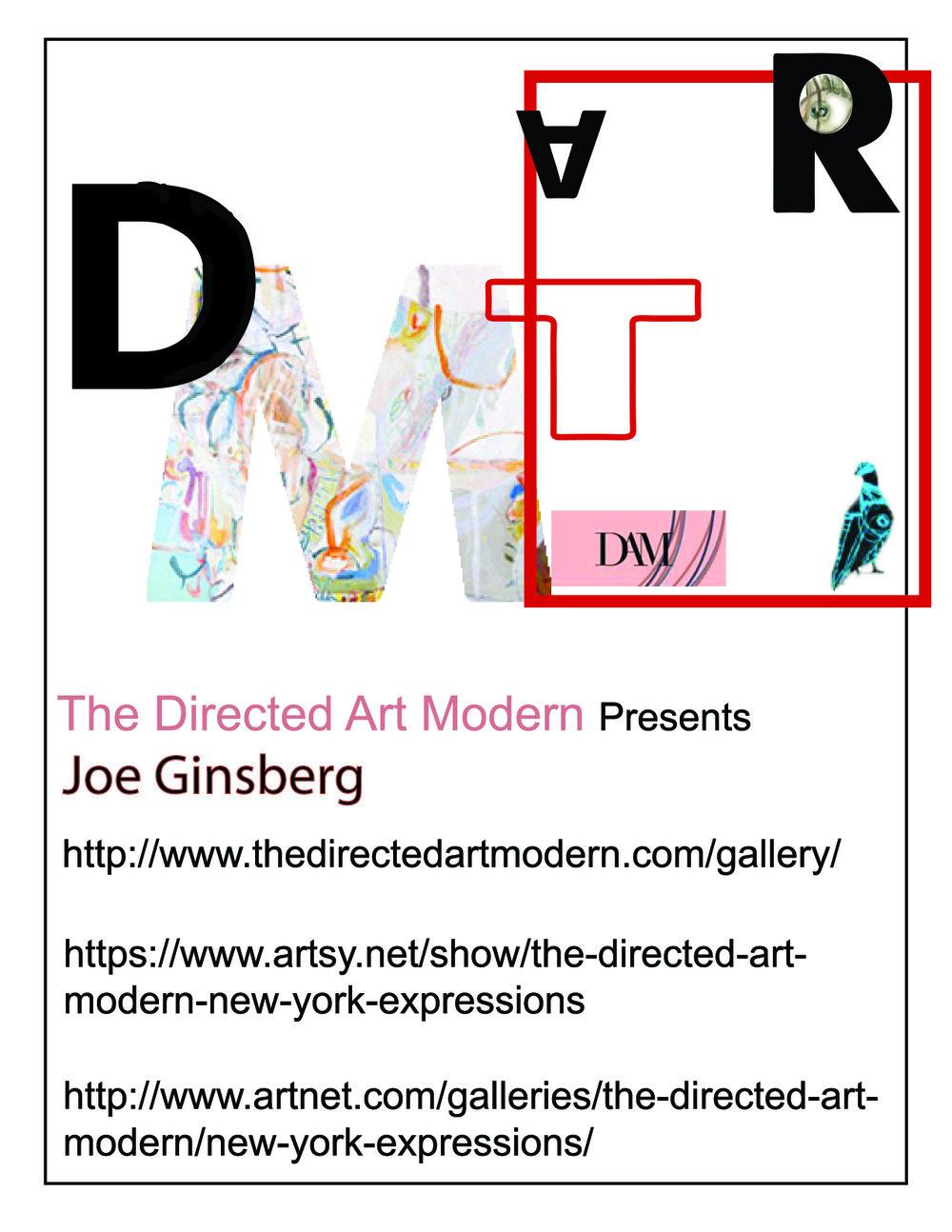 Joe Ginsberg Exhibit - Directedartmodern.jpg