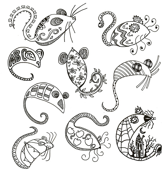 Crescent Rats