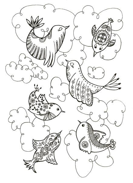 Birds of Play