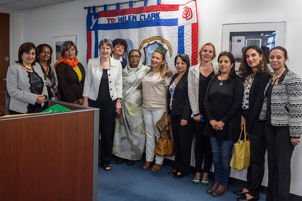 HIVOS: Women on the Frontline