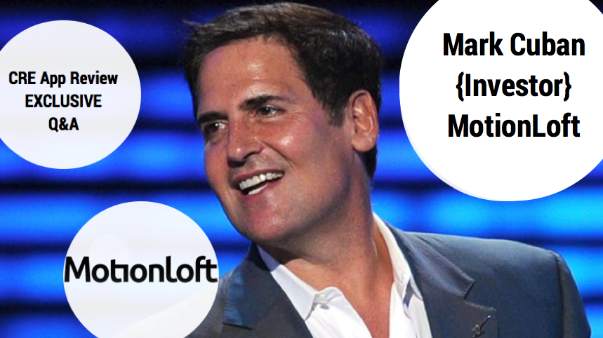 mark cuban, motionloft, mark cuban investments, mark cuban companies, motionloft real estate
