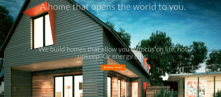 Built By Acre Designs Is That Acre Designs Takes A Contemporary Path To Finished Construction Virtually Everything Required To Build A Zero Energy Home