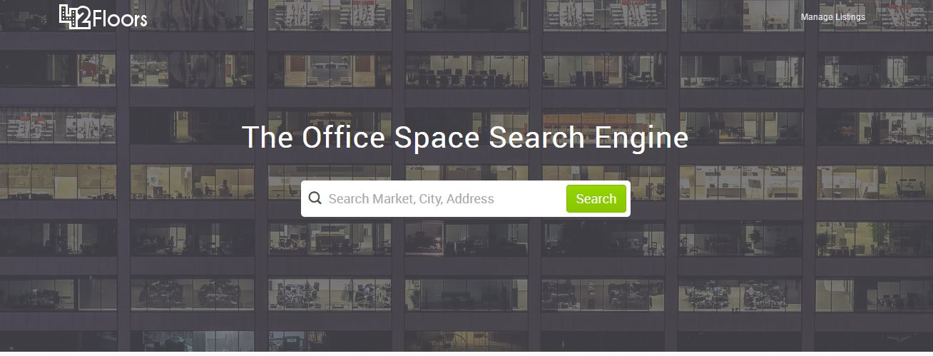 Directory Spotlight: 42floors, The Office Space Search Engine