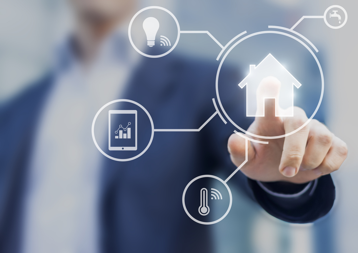 How Smart Homes Are Disrupting The Real Estate Industry Real