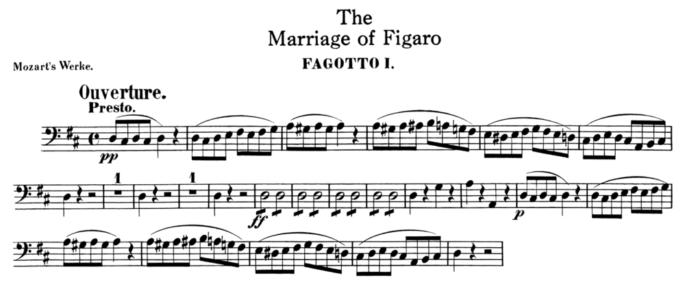 a literary analysis of the marriage of figaro He supported himself by working as dramatic critic of the london figaro,  in london he soon took a prominent literary place and  the marriage was.