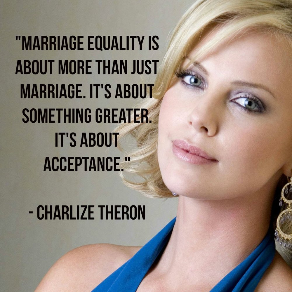 Love these quotes on gay marriage? Learn more about our favorite supremely successful LGBT stars.