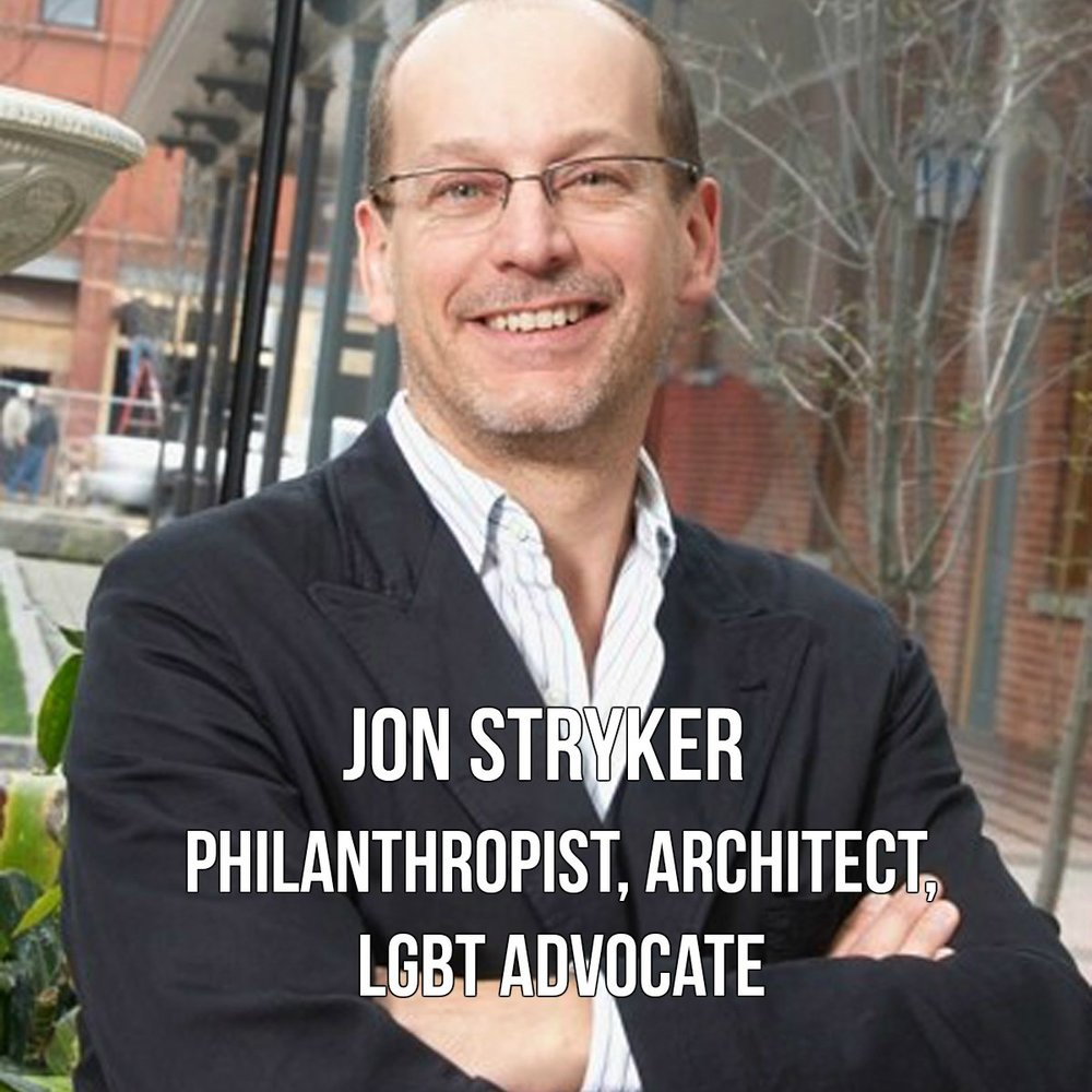 Jon Stryker is a highly successful American architect, philanthropist, social, and environmental advocate with a net worth of about $2.1 billion. He is the founder and President of the Arcus Foundation, a private international organization supporting LGBT causes and Great Ape conservation issues. Source: Wikipedia, Jon Stryker