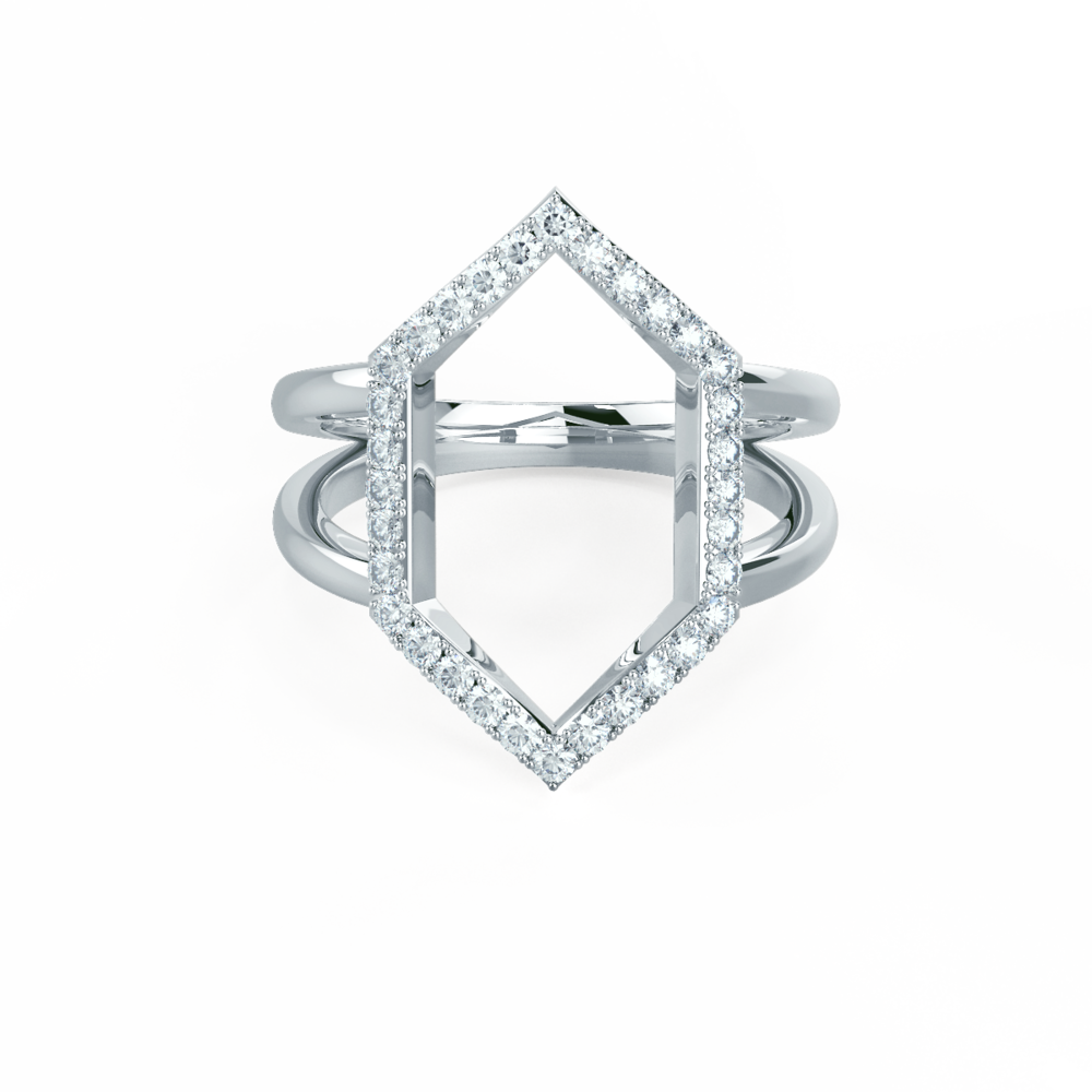 Open 6th Element Ring