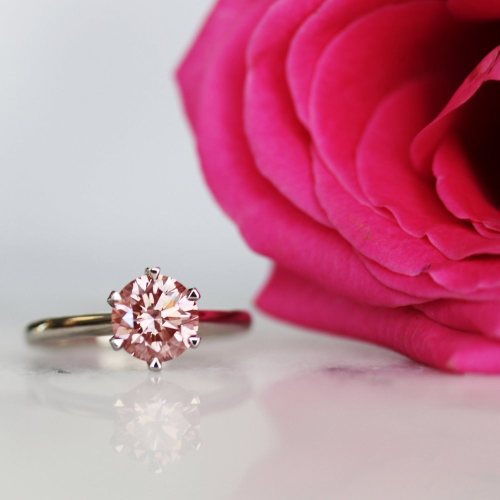 Six Prong Solitaire Pink Diamond05.jpg
